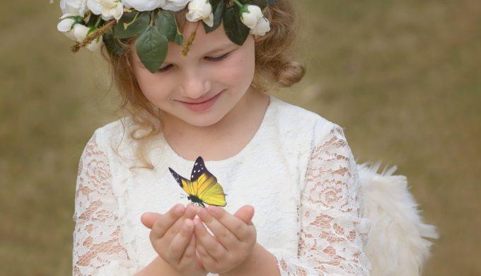 被寵壞的孩子,不會是天使